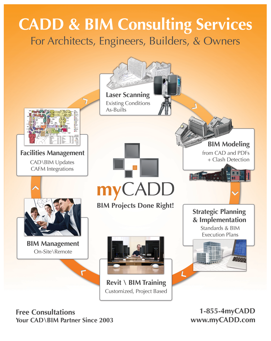 cadd & bim consulting services