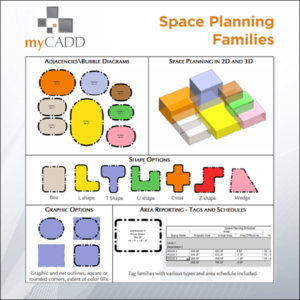 Revit Space Planning Collections