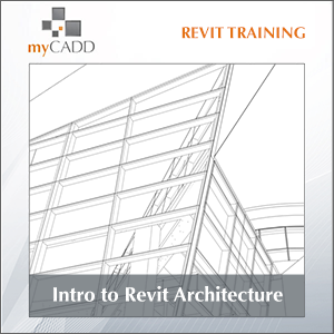 Introduction to Revit Architecture – April