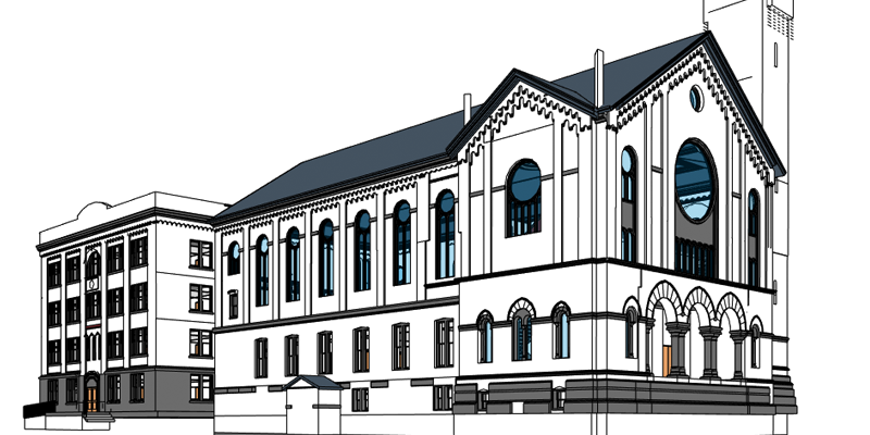 Project Spotlight: Chicopee City Hall